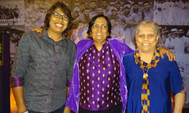 Diana Edulji and Shantha Rangaswamy prefer 'four-day' Tests in the women's game