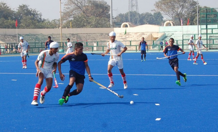 Results from Day 7 of 8th Hockey India Sub Junior Men