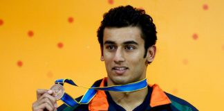 You can't really make a career out of swimming, says Virdhawal Khade