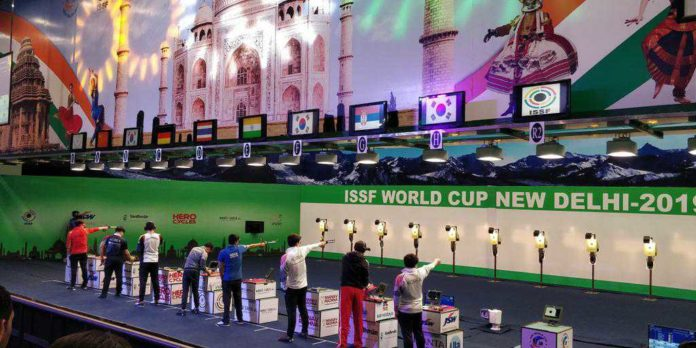 """The New Delhi World Cup in March next year dubbed as """"decisive"""" for Tokyo Olympics qualification (Source: ISSF)"""