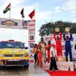 Indian National Rally Championship, INRC 2019
