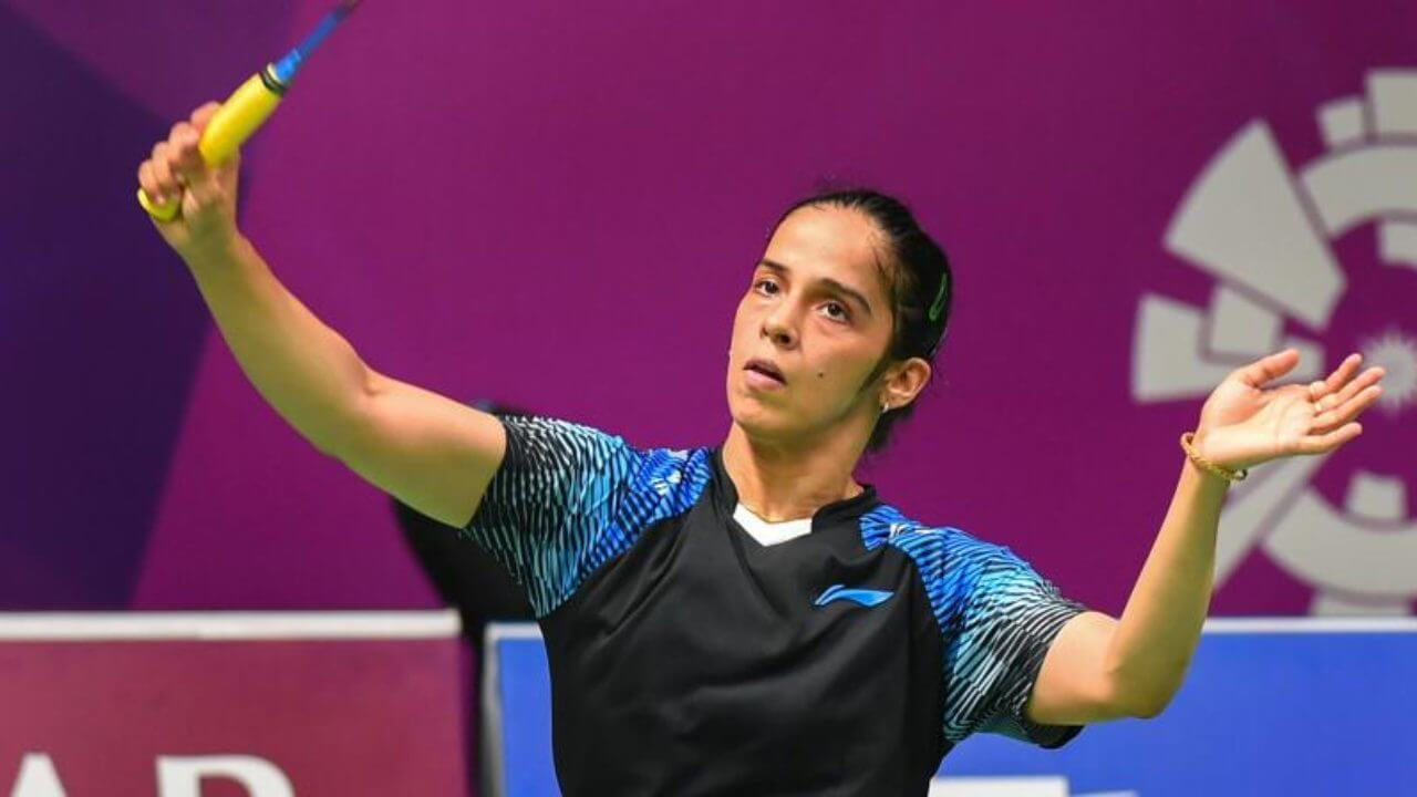 Despite having many firsts to her name, it wasn't until 2015 that Saina was able to etch her name in the medals' books of World Championships