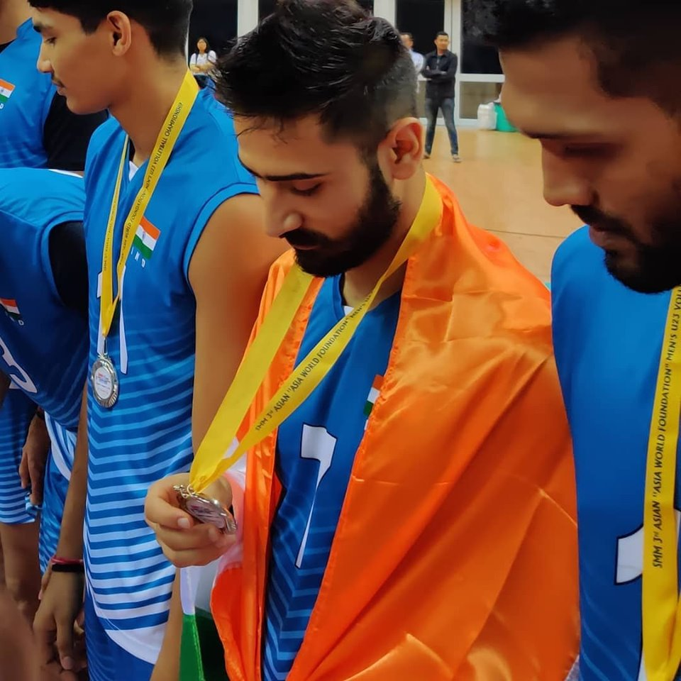 Saqlain Tariq is the lone spiker from the Valley to represent India.