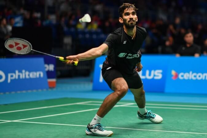 Kidambi  Srikanth rallied against Lin Dan in a tense final in 2014 to bag the China Open title