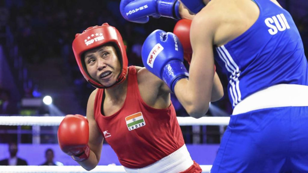 Sarita Devi is eyeing glory once again at the age of 37