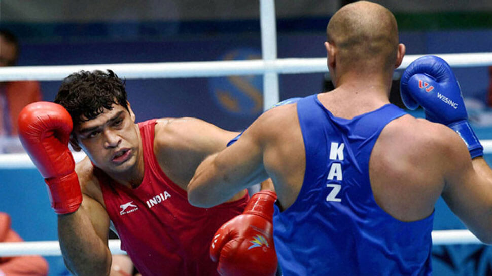 Heavyweight boxer Satish Kumar will be making his fourth world championship appearance