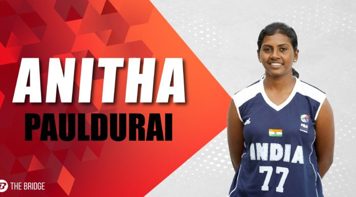 India's most experienced women's basketball player, and former captain of Indian women's national basketball team Anitha Pauldurai narrates her journey.
