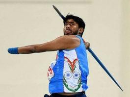 Sundar singh gurjar World Para Athletics Championships