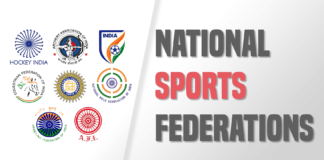 National Sports Federations