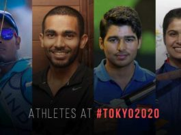 athletes qualified for olympics