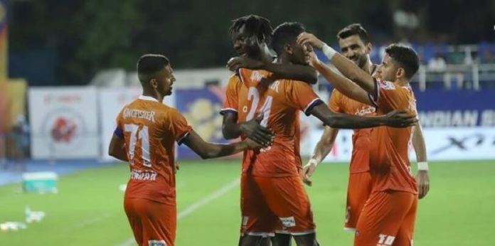 FC Goa punishes Mumbai City