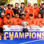 Indian Oil at Beighton Cup Hockey