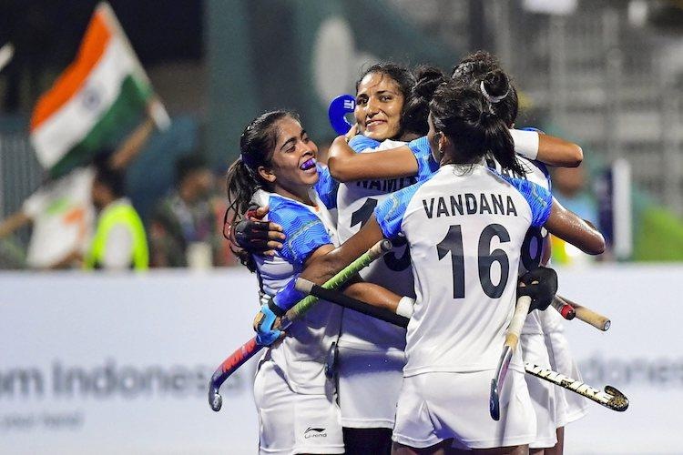 Indian women's hockey team set a new benchmark for themselves on August 29, 2015.