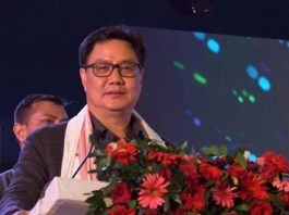 Sports Minister Kiren Rijiju will launch the largest country-wide Fit India Freedom run on Friday.