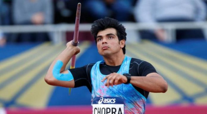 Neeraj Chopra (Source: TOI)