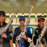 India Shooting Team