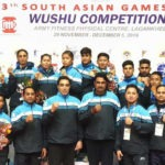 South Asian Games Wushu