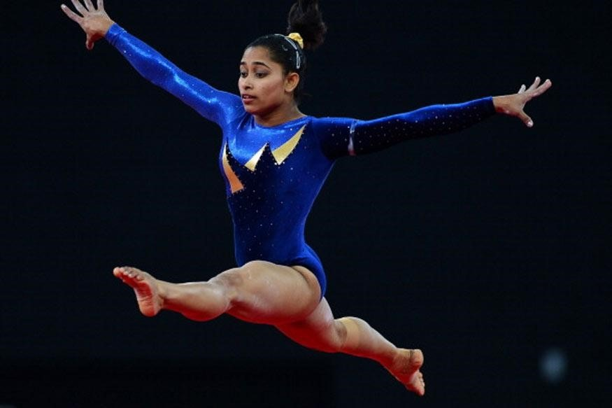 Dipa Karmakar became the first woman gymnast from India to qualify for the Olympics.
