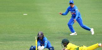 India A women cricket