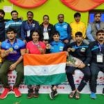 South Asian Games Wrestling