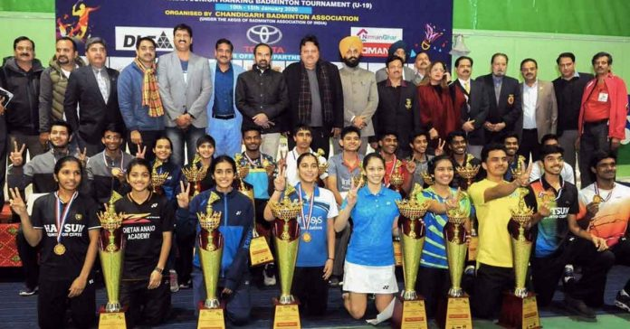 badminton Junior Ranking Tournament