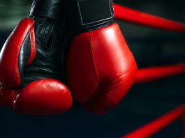 Boxing olympics