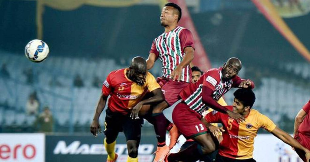 Mohun Bagan and East Bengal Derby