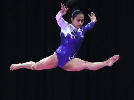 Dipa Karmakar (Source: Sentinel Assam)