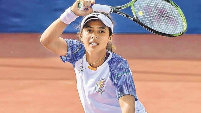 The Nation's No.1 female tennis player in the singles category, Ankita Raina, explains us the dark clouds that hover over professional tennis. (Image: Twitter)