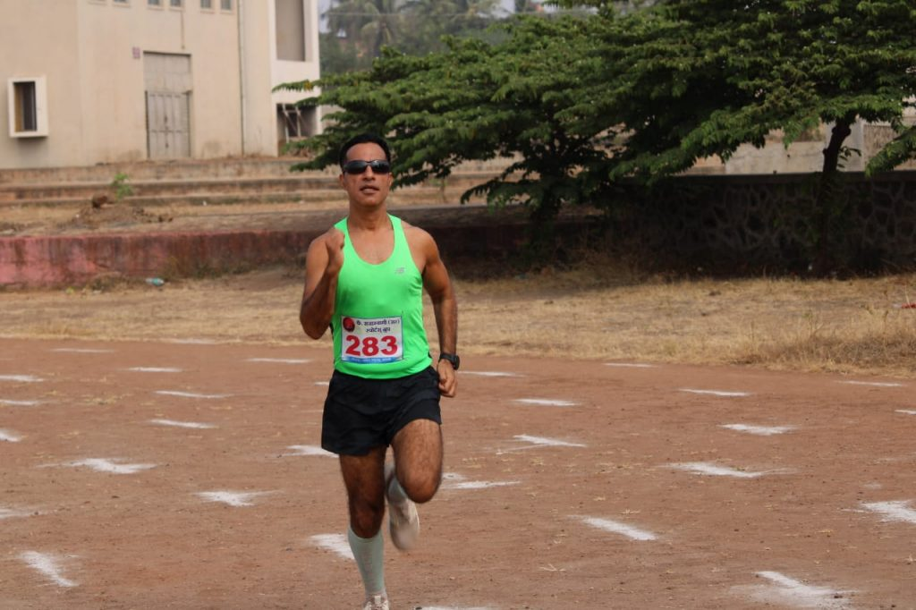 It was in the second visit to the South African Comrades Run that the man from Jammu created history