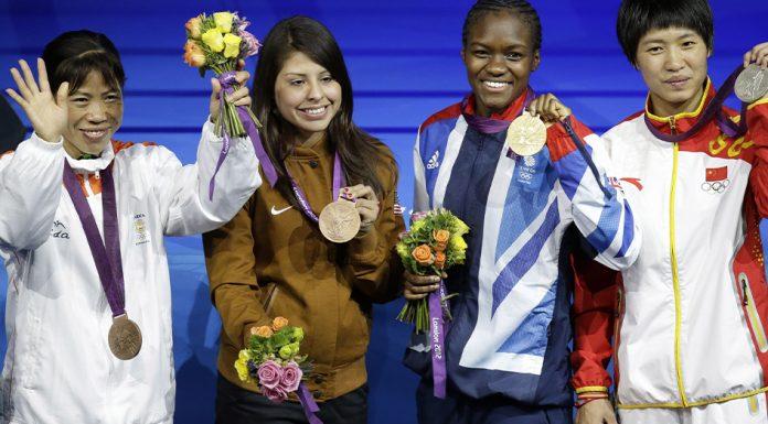 Mary Kom 2012 London Olympics
