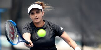 Sania Mirza (Source: Hobart International - Twitter)