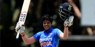 Shafali Verma (Image source: ICC Cricket)