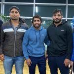 India wrestling team