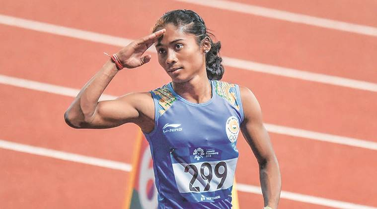Hima Das (now 19), has already transitioned from prodigy to phenomenon.