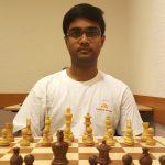 P Iniyan (Source: Chess.com India)
