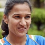 Rani Rampal said she couldn't stop herself from crying when she first got to know of being one among the five Khel Ratna award winner