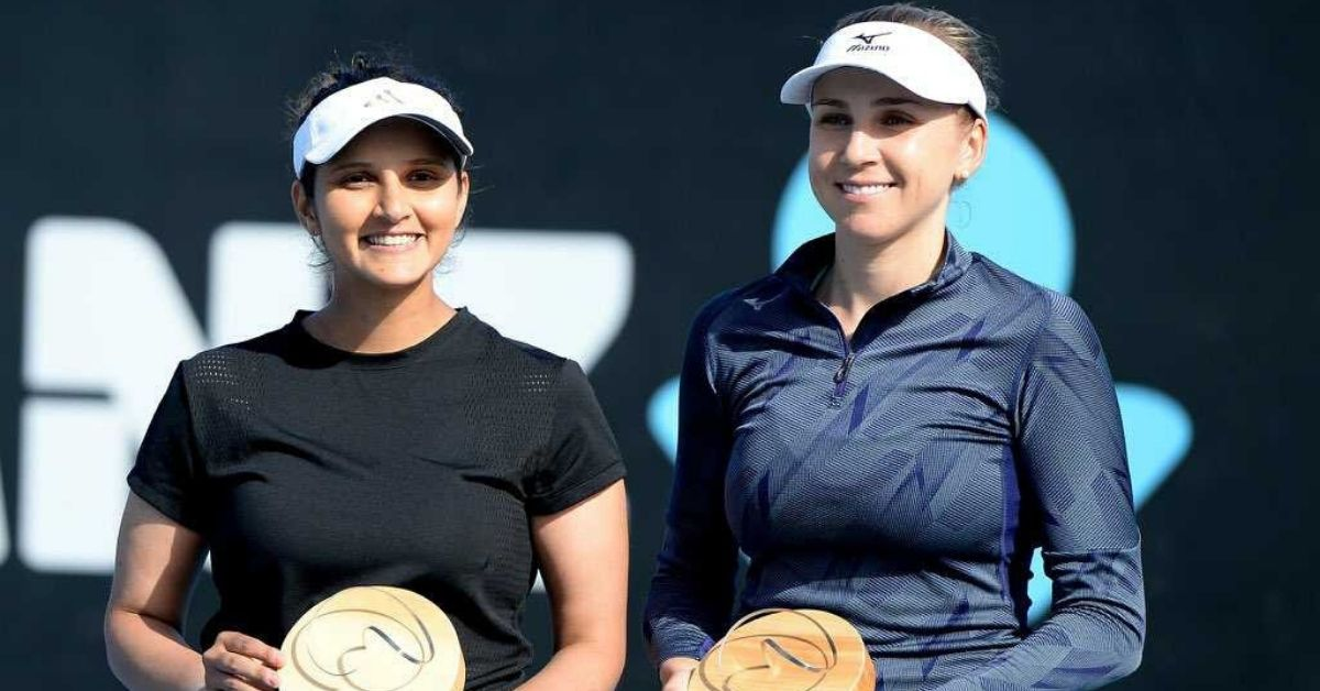 sania mirza hobart international