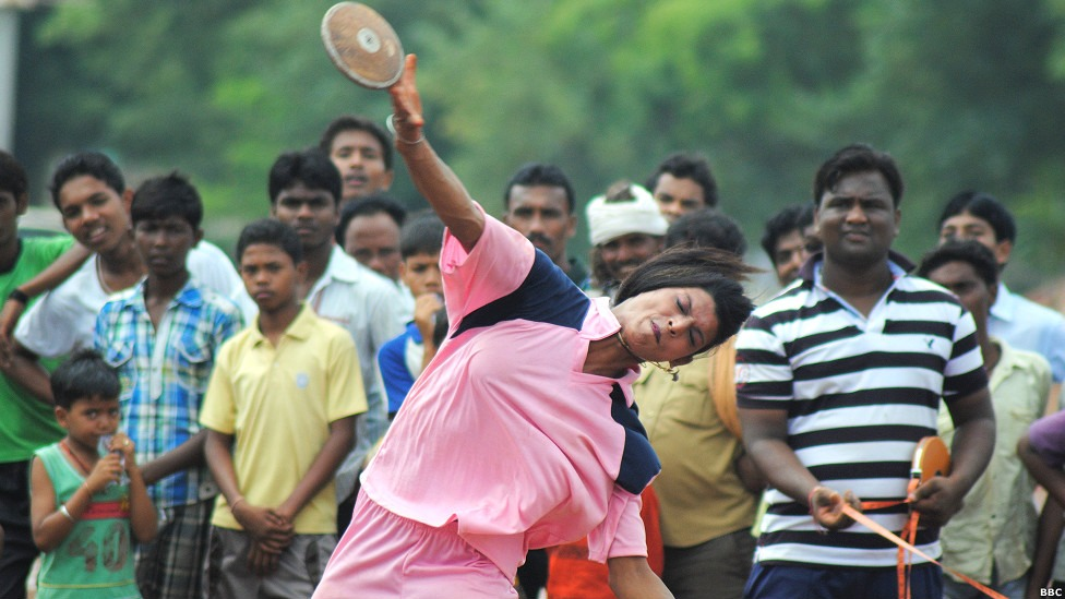 Kerala hosted India's first ever transgender sports meet in 2017. (Image: BBC)