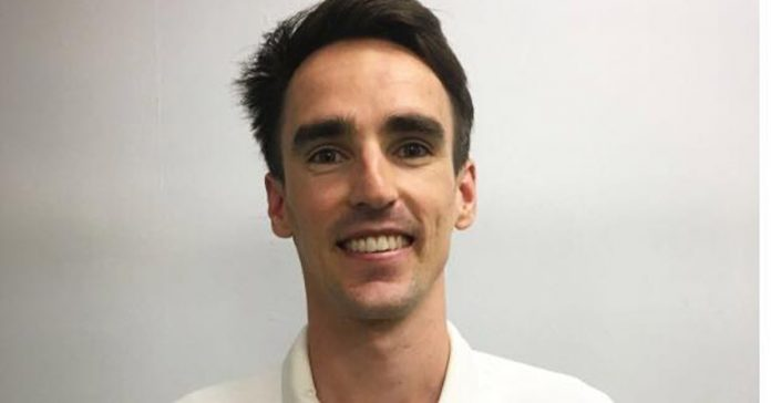Ben Green (Image: Frontrunner Physiotherapy and coaching)