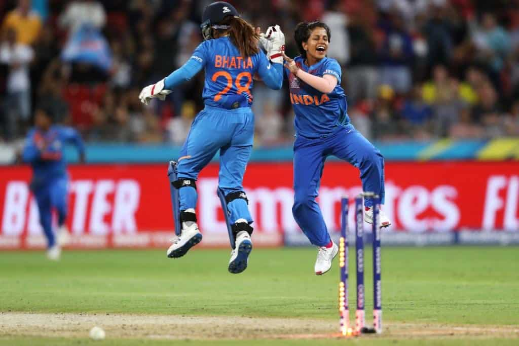 The 28-year-old leggie carries a rich T20 World Cup experience, featuring in her fourth T20 World Cup since make her debut in the 2014 edition in Bangladesh. (Image: ICC T20 World Cup)