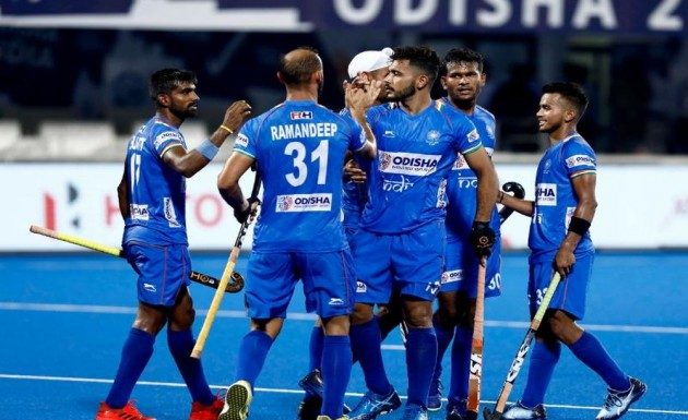 Indian Hockey Team(Image: Outlook India)