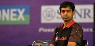 India's chief national coach Pullela Gopichand(Image: TheSecular_News)
