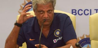 Indian women's cricket team coach WV Raman (Image: BCCI)