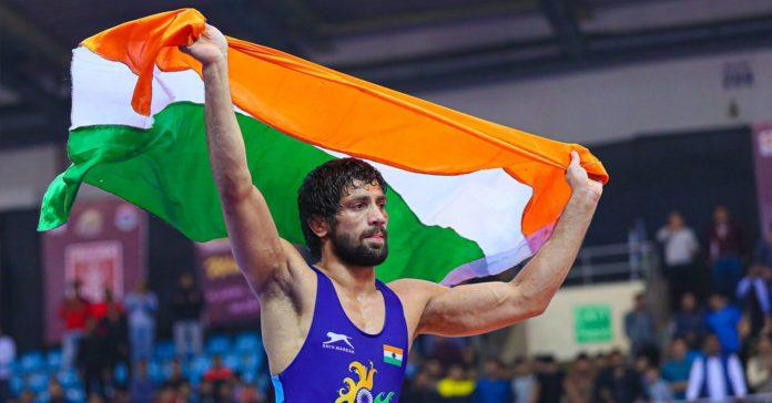 Ravi Dahiya (Image - UWW)