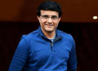 BCCI president and former India captain Sourav Ganguly (Source: HT)