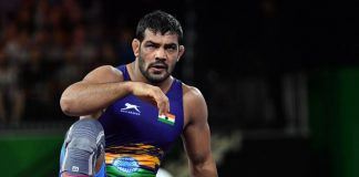 Sushil Kumar has raised finger on National Sports Awards Selection Committee on recommending many awards in a non-Olympic year. (Image: Malayala Manorama)