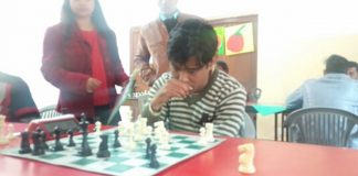 First state level chess tournament for physically disabled (Image: Newzhook)
