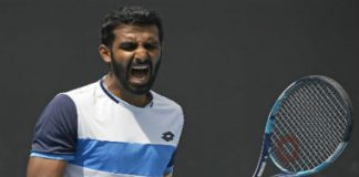 Prajnesh Gunneswaran is the highest ranked tennis player from India in men's singles (Image: Firstpost)