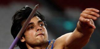 Neeraj Chopra (Image: Twiiter)